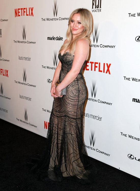 Hilary Duff jest w ci��y?