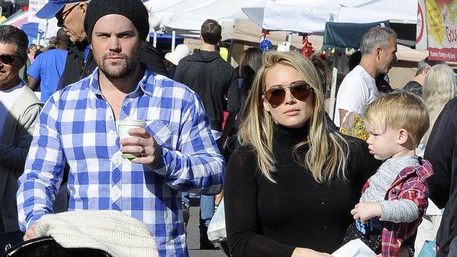 Hilary Duff rozwodzi się z mężem, Mike'iem Comrie