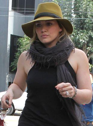 Jak Hilary Duff idzie powrót do formy? (FOTO)