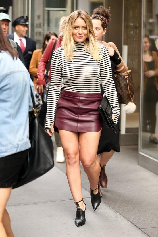 Tym MOCNYM zdjęciem Hilary Duff potwierdziła plotki
