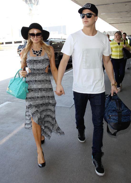 Paris Hilton i River Viiperi odpoczywają w Miami