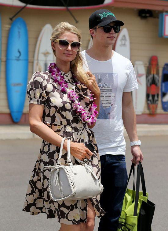 Paris Hilton i sweet focie z Hawajów (FOTO)