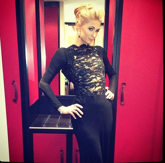 Paris Hilton wróciła z Cannes (FOTO)