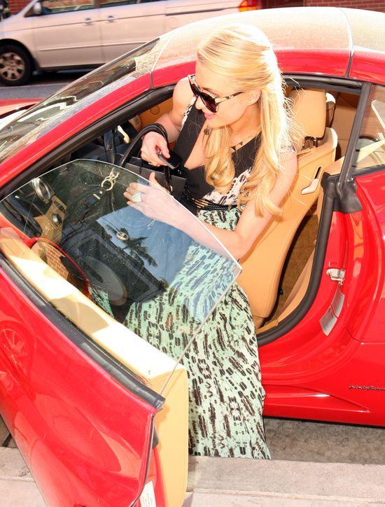Paris Hilton szykuje się na festwial Coachella