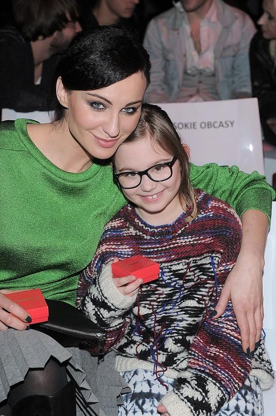 Maja Hirsch pokazała córeczkę (FOTO)