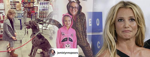 Siostrzenica Britney Spears jest w stanie krytycznym?!