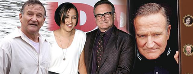 Robin Williams skończyłby 65 lat. Córka Zelda uczciła go w wyjątkowy sposób