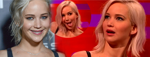 To było NAJWIĘKSZE upokorzenie Jennifer Lawrence (VIDEO)