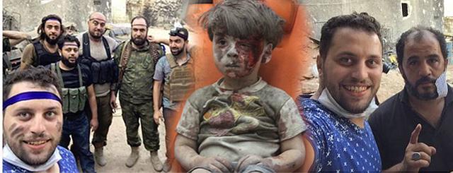 Szokujące informacje na temat fotografa chłopca z Aleppo! (VIDEO)