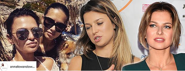 Wspólne selfie Anny Lewandowskiej i Adriany Limy wywołalo… wielki hejt! (FOTO)