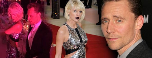 Taylor Swift wyrwała na parkiet… Toma Hiddlestona (VIDEO)