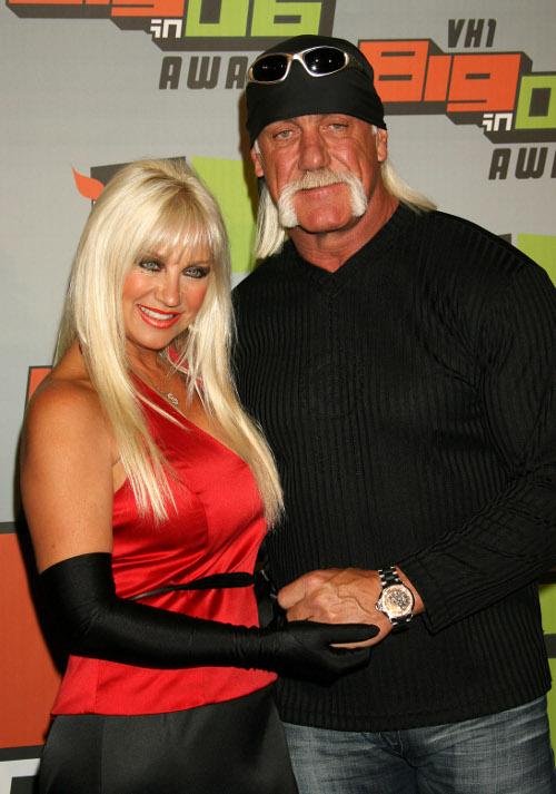Hulk Hogan i jego była żona Linda pod ostrzałem mediów