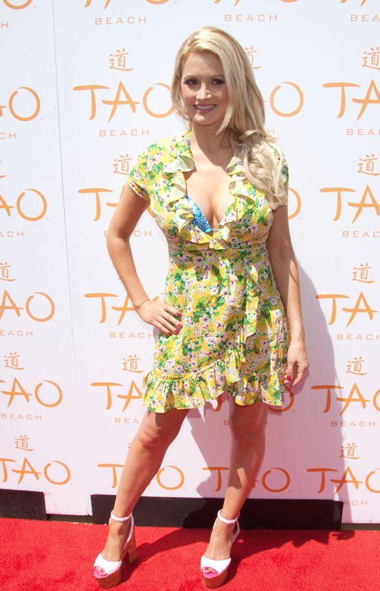 Holly Madison chce ważyć 50 kilogramów