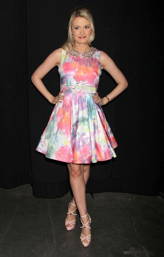 Holly Madison wróciła do formy po porodzie