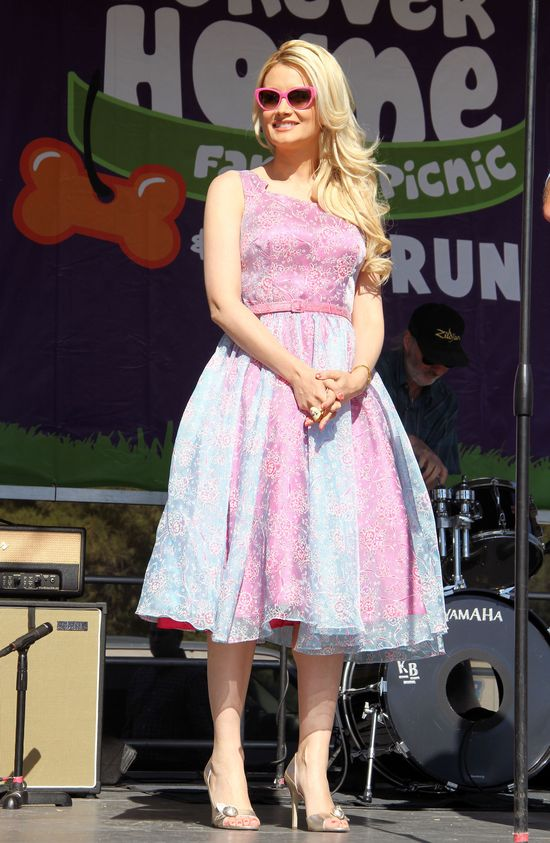 Holly Madison na tę imprezę zabrała córeczkę (FOTO)
