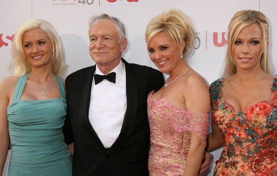 Hugh Hefner mocno dopiekł Holly Madison