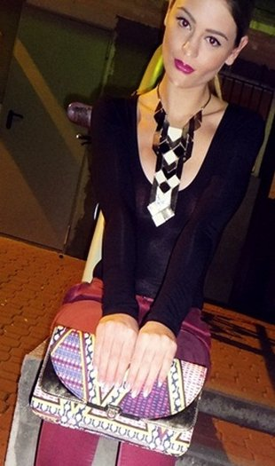 Biżuteria prawie jak u Rihanny (FOTO)