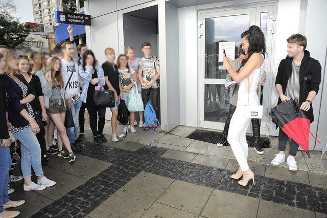 Honorata Skarbek jak miks Ariany Grande i Kylie Jenner FOTO