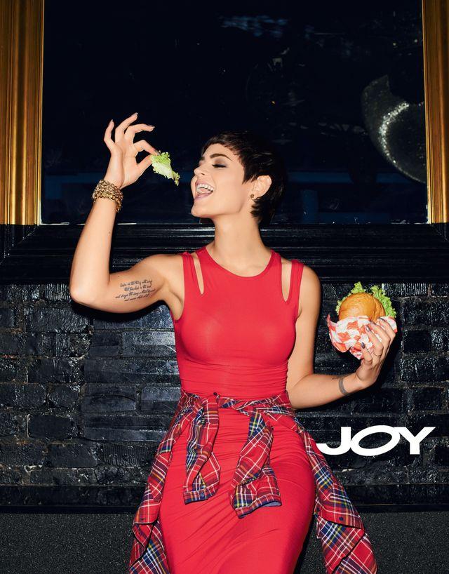 Honorata Skarbek Honey modelk� w marcowym JOY-u (FOTO)