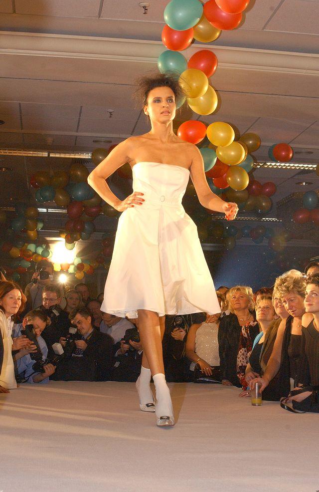 Horodyńska: Po chorobie nie czułam się ładna