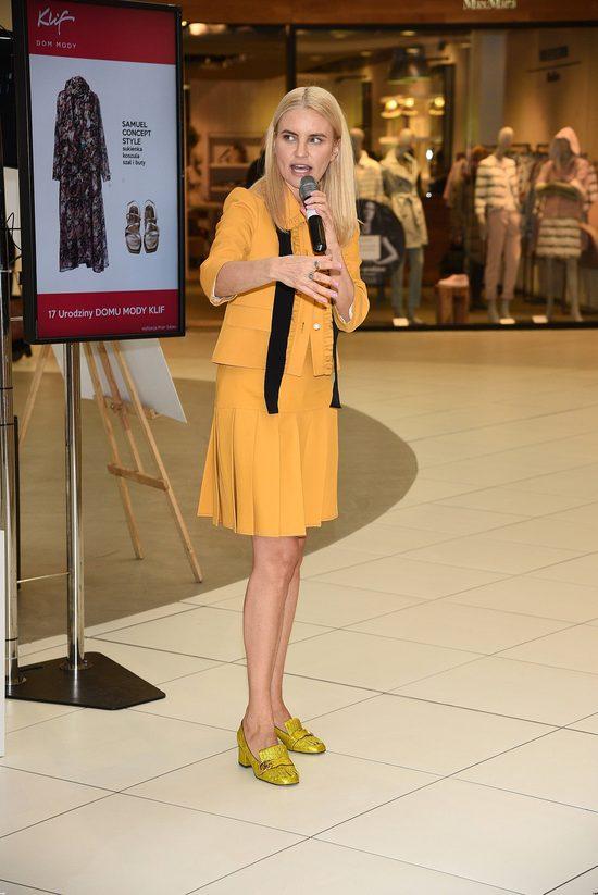 Joanna Horodyńska znów stara się wyznaczać trendy (FOTO)