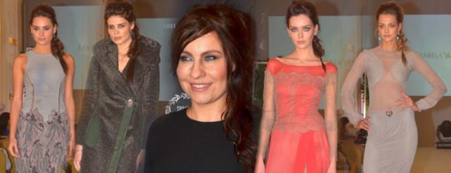 Miss Polski i Miss Supranational na pokazie nowej kolekcji Izabeli Łapińskiej