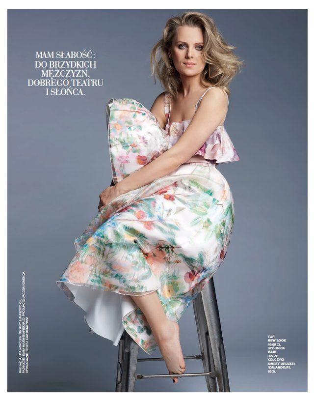 Paulina Chruściel w nowym HOT Moda (FOTO)