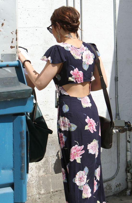 Vanessa Hudgens poczuła wiosnę