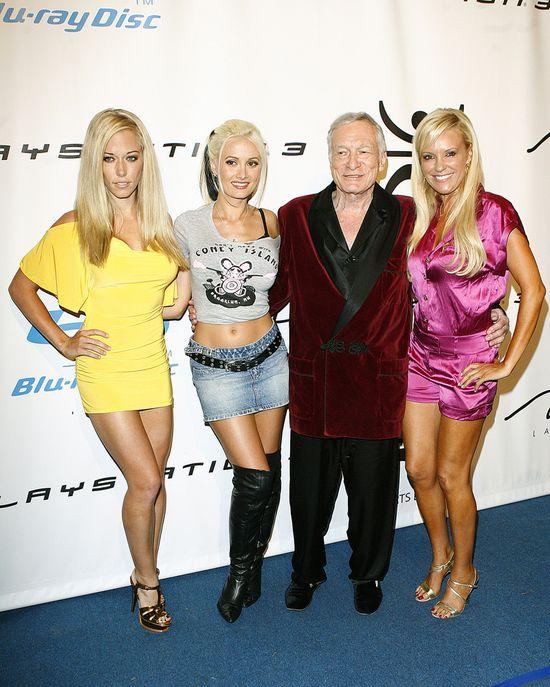 Największa orgia Hugh Hefnera