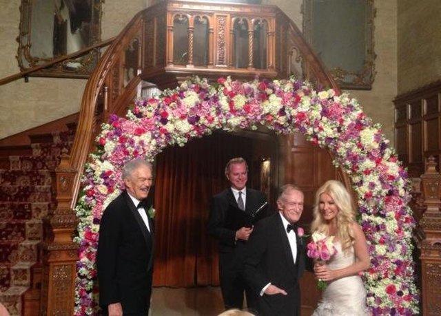 86-letni Hugh Hefner ożenił się z 26-latką