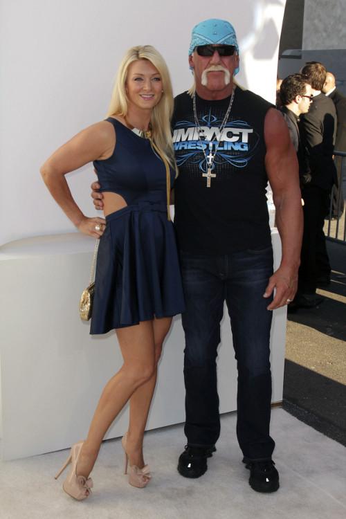 Hulk Hogan wypowiada si� na temat seks nagrania