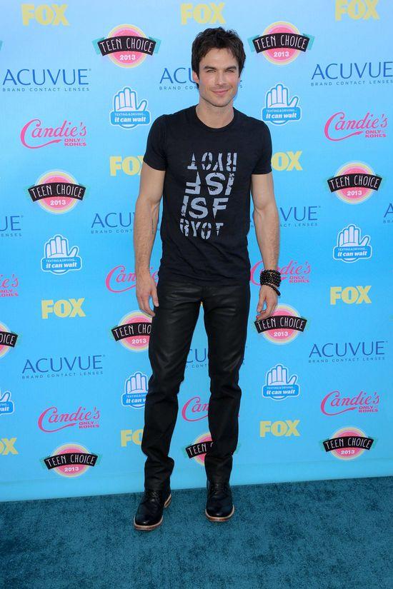 Kto pojawił się na gali Teen Choice 2013? (FOTO)