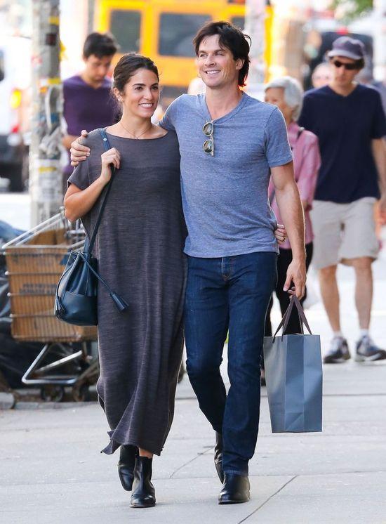 Amerykańska prasa pisze, że Nicky Reed i Ian Somerhalder zostaną rodzicami