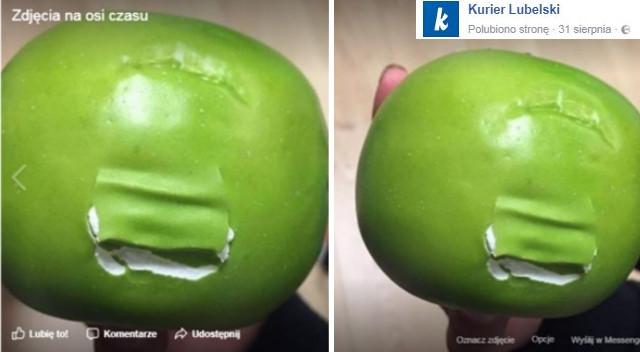 Klienci gryźli styropianowe jabłka w Ikea – sklep odpowiedział (Facebook)