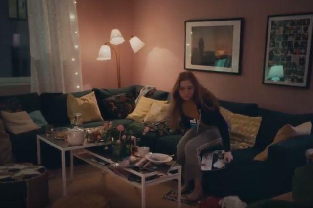 Nowa reklama IKEI - zamiast wyidealizowanego życia, szara rzeczywistość