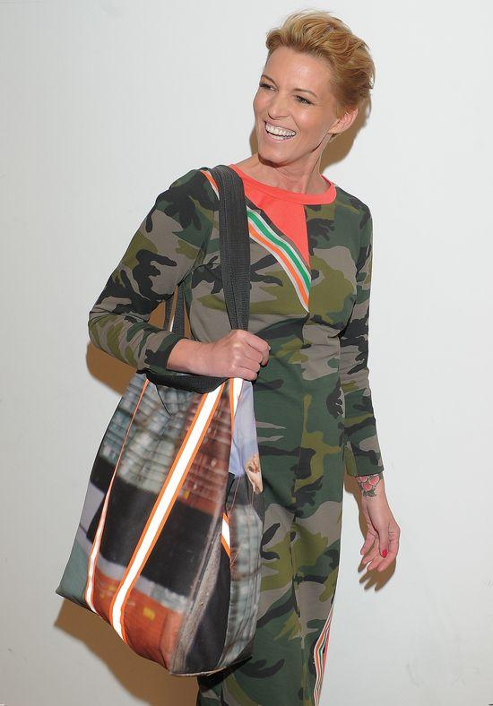 Przefarbowała się na blond i założyła TO (FOTO)