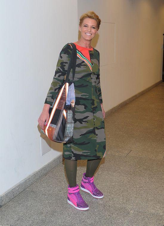 Przefarbowa�a si� na blond i za�o�y�a TO (FOTO)