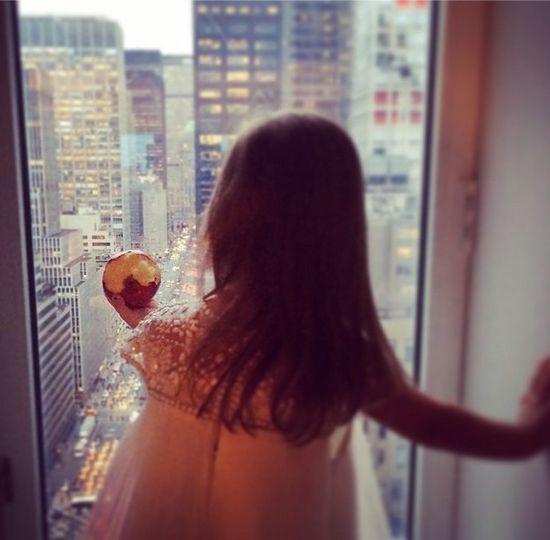 Piękna milionerka chwali się swoimi pociechami (FOTO)