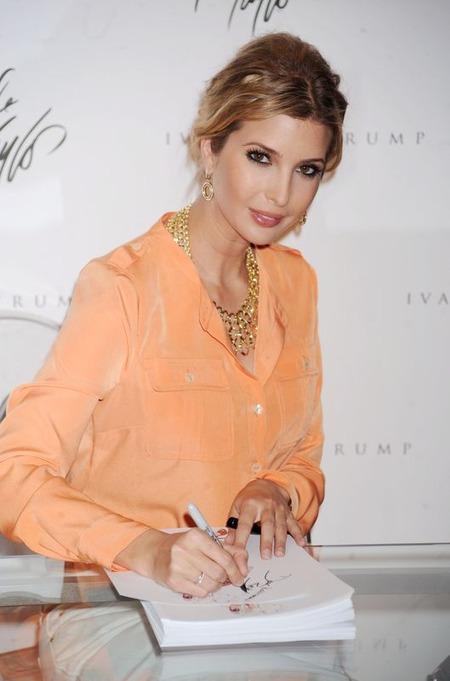 Czy Ivanka Trump zastąpi Paris Hilton? (FOTO)