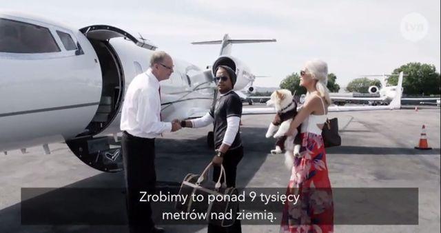 Reggie oświadczył się Iwonie Burnat! (VIDEO)