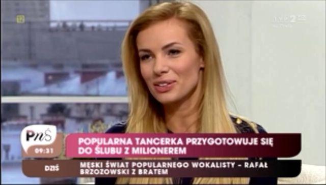 Izabela Janachowska zdradziła szczegóły ślubu z milionerem
