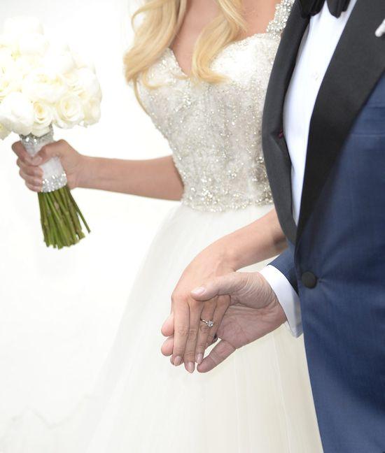 Mamy zdjęcia ze ślubu Izabeli Janachowskiej  (FOTO)