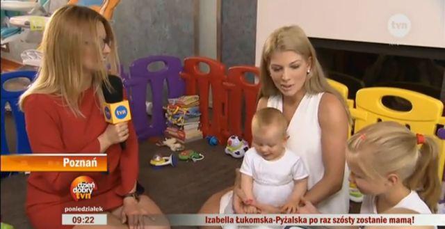 Ile Izabella Łukomska-Pyżalska zatrudnia nań? (VIDEO)