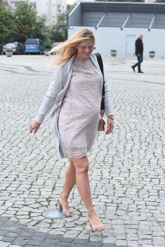 Izabela Zwierzyńska pokazala nowo narodzonego synka (Instagram)