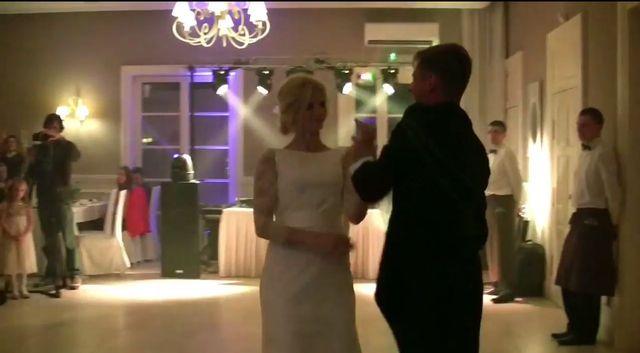 Jest video ze ślubu Izabeli Zwierzyńskiej (VIDEO)