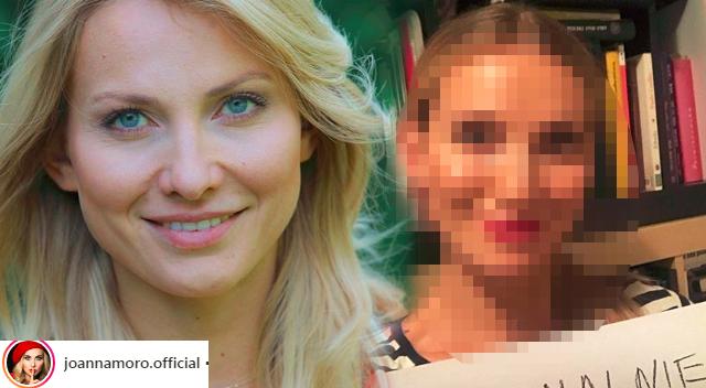 Joanna Moro przeszła operację PLASTYCZNĄ!