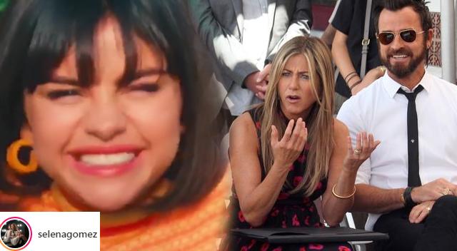 Jennifer Aniston jest WŚCIEKŁA i ZAZDROSNA o Selenę Gomez!