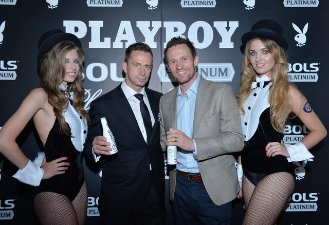 Tłum gwiazd na imprezie Samochód Roku Playboya (FOTO)