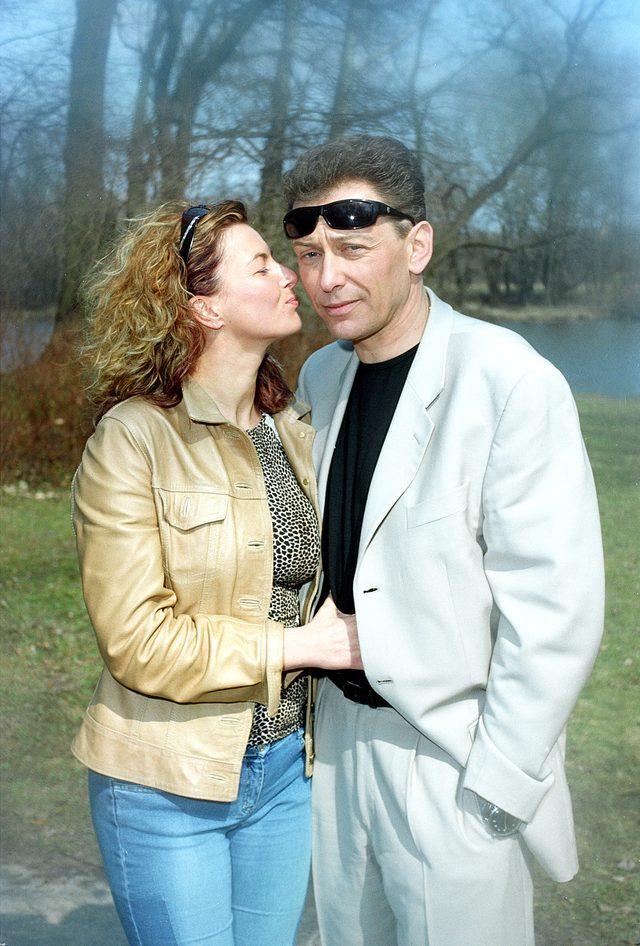 Jacek Borkowski o ostatnim pożegnaniu z żoną Magdaleną