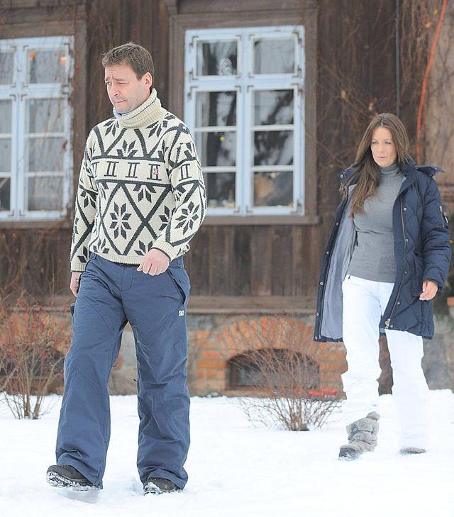 Ma�gorzata i Jacek Rozenek b�d� s�siadami po rozwodzie!